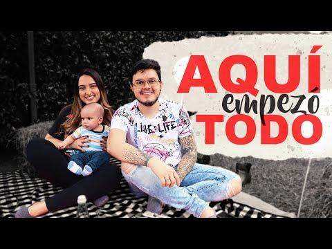 AQUÍ NOS HICIMOS NOVIOS / Tati Uribe & Cristian Vlogs thumbnail