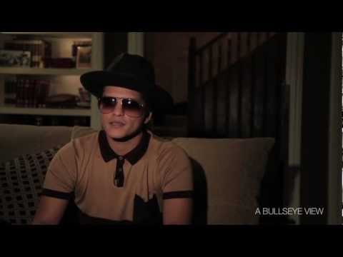 "Bruno Mars Talks Target And Deluxe Exclusive Edition Of ""Unorthodox Jukebox"""