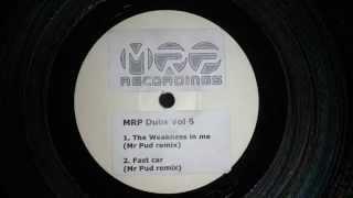 Uk Garage - Fast Car (Mr Pud Remix)