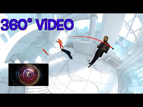 SUPERHOT: The world's first 360 game review by Click's Marc Cieslak – BBC Click