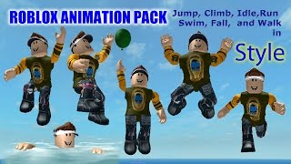 Roblox R15 Avatar Animation / New Updates