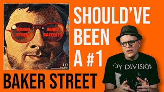 Story of Soft Rock 70s Hit Baker Street by Gerry Rafferty | #1 in our hearts |  Professor of Rock