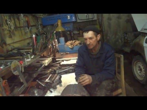 Видео Ремонт подвески газ