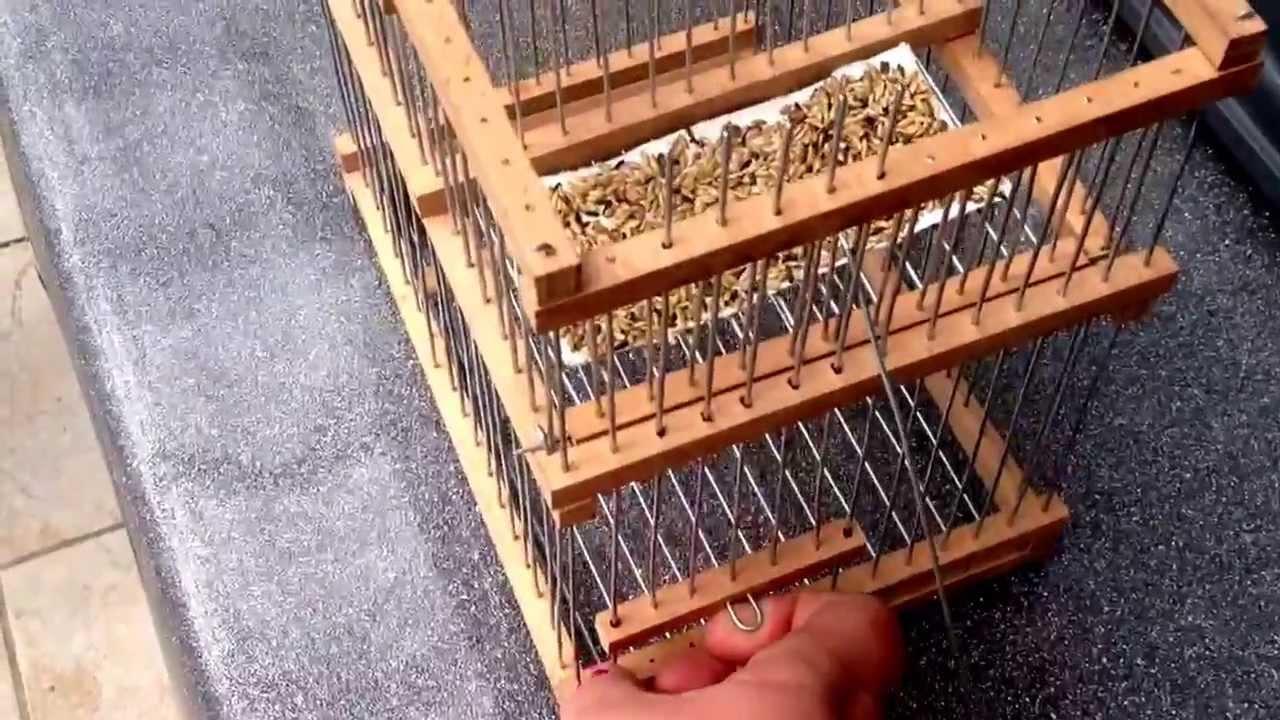 vends cage attrape 60e youtube. Black Bedroom Furniture Sets. Home Design Ideas