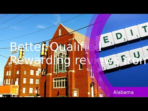 Low Borrowing Cost/Repair Credit/How to find/Better Qualified LLC/Alabama