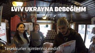 Lviv Ukrayna Oranın Nusret'inde et yedik  1. gün