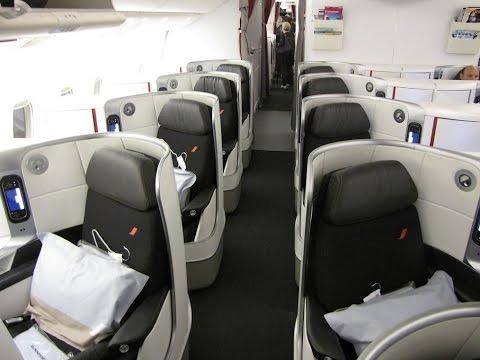 [Flight Report] AIR FRANCE | New York ✈ Paris | Boeing 777-200ER | Business