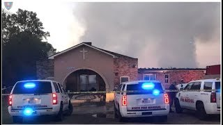 3 Black Churches Torched In Louisiana
