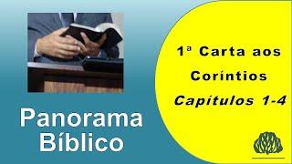 1 CORINTIOS PARTE 1 CAP 1 4