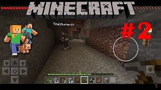 Minecraft From zero to ... :) Part 2 (by Mojang) / Android Gameplay HD