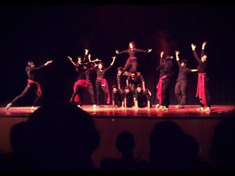 GROUP DANCE ICC 2K17, St john's bangalore