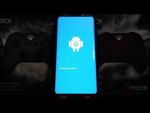 T-Mobile Samsung Galaxy S8 Plus Software Update