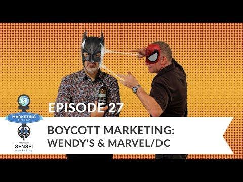Marketing on Tap Episode 27: Boycott Marketing: Wendy's and