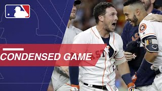Condensed Game: TB@HOU - 6/18/18