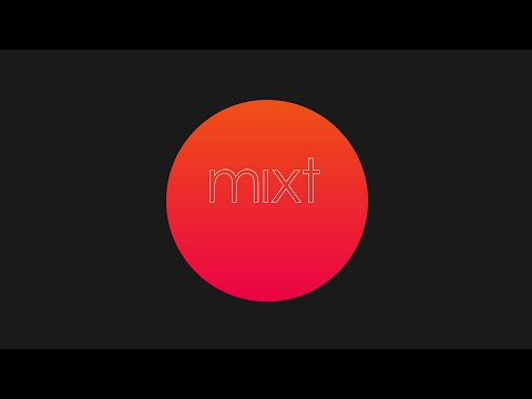 Mixt android app animation