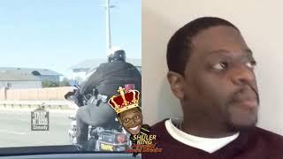 Shuler King - I Know Somebody Could've Let Him Get the Squad Car !!!