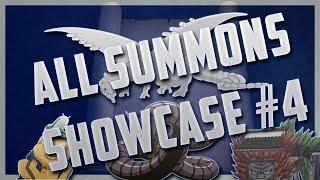 ALL SUMMONS + CLAY DRAGON | SUMMONS SHOWCASE #4 | Roblox NRPG Beyond