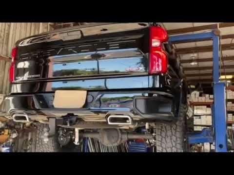 2020 Chevy Silverado