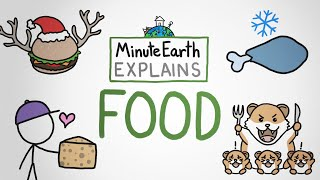 MinuteEarth Explains: Food