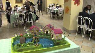 Праздник для детей с нарушениями зрения, (школа интернат №5, Москва, 13.11.2014)