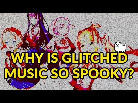 Why is glitched music so scary? (Game Music Discussion)