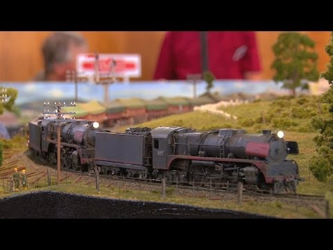 "Miniature Trains : HO Scale ""Gordon"" Layout"