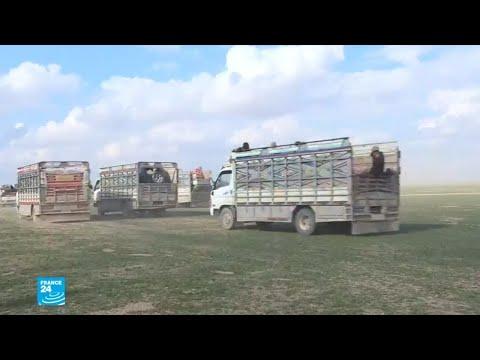 عملية لتبادل الأسرى في الشمال السوري  - 12:54-2019 / 2 / 13