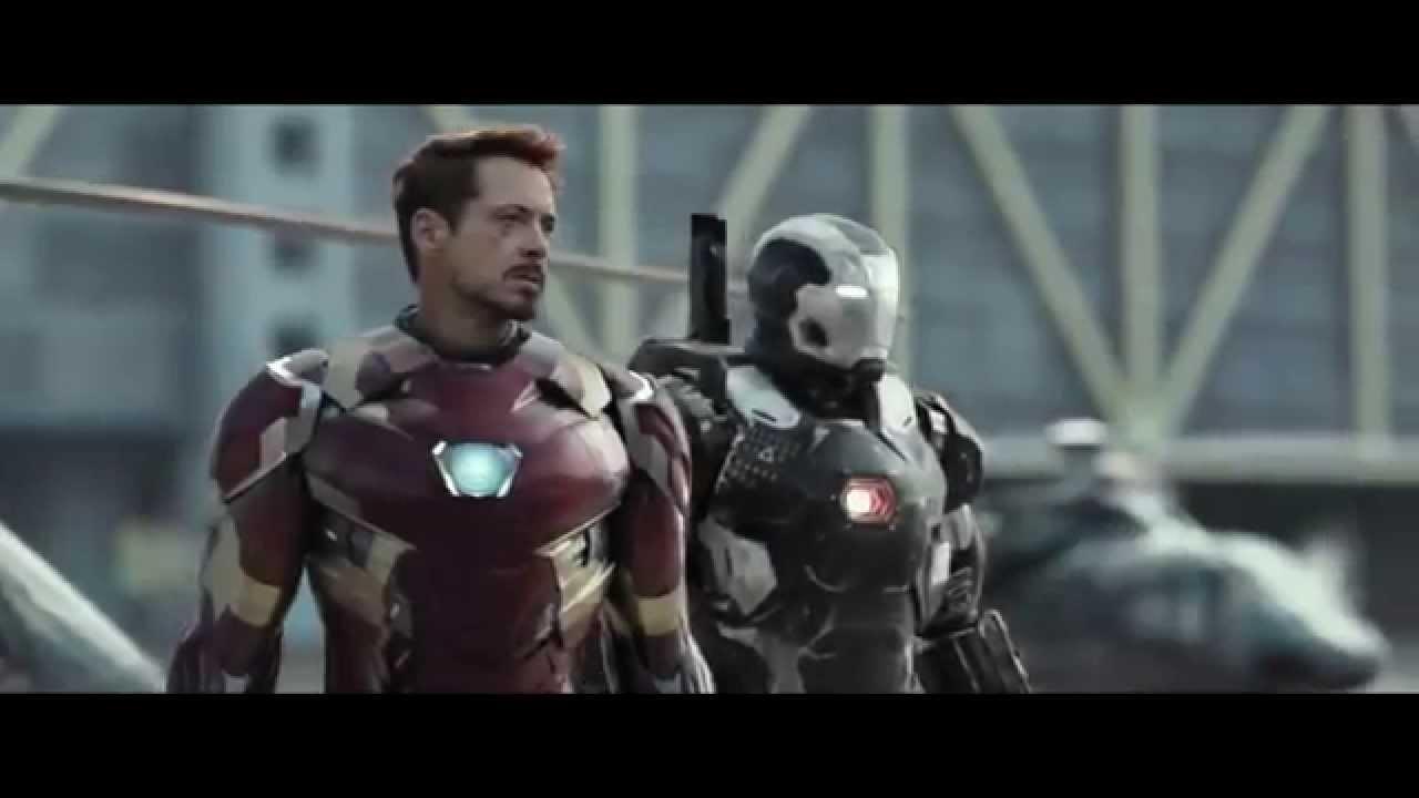 Captain America 3: Civil War (İç Savaş - Kahramanların Savaşı) Türkçe Dublajlı 1. Fragman