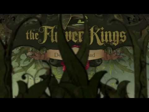 THE FLOWER KINGS - Desolation Road (OFFICIAL LYRIC VIDEO)