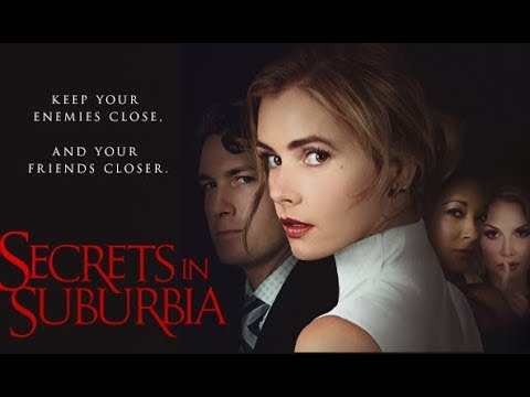 [ Secrets In Suburbia ]  - New Lifetime  Movies - Based On A True Story 2017 Full 1280p