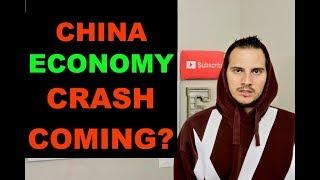 CHINA MAY BE HEADING FOR A CRASH