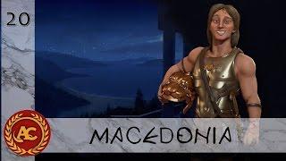 Civilization 6 - Macedonia Immortale #20 (Gameplay ITA)