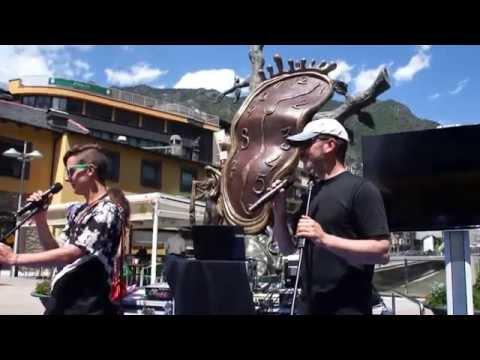Festa de la música Karaoke organitzat per Esdevenia.com Andorra la Vella 2015