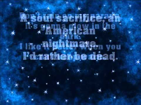 Southern Constellations & The Boy Who Could Fly-Pierce The Veil lyrics