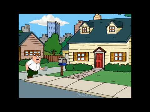 Peter Griffin hits his knee Family Guy (meme)