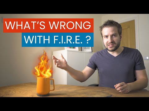 The BIG Problem With FIRE Movement // Why I Dislike The Financial Independence Retire Early Concept