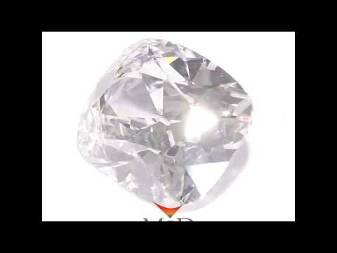 Stunning 27 Ct. Cushion shaped diamond...that's a relaxing sight..right?