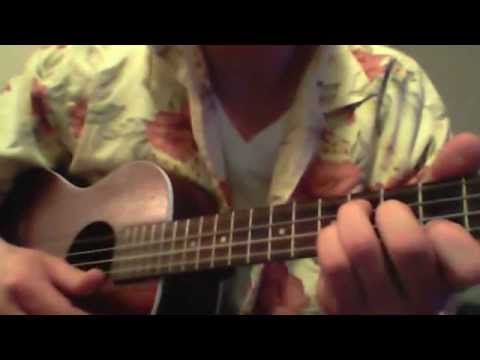 Easy Ukulele Tutorial How To Play Wade In Your Water By Common Kings