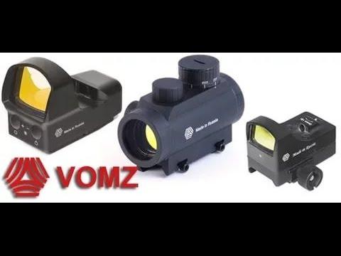 Оптический прицел для страйкбольного снайпера - Spike 3-9X50AOL .