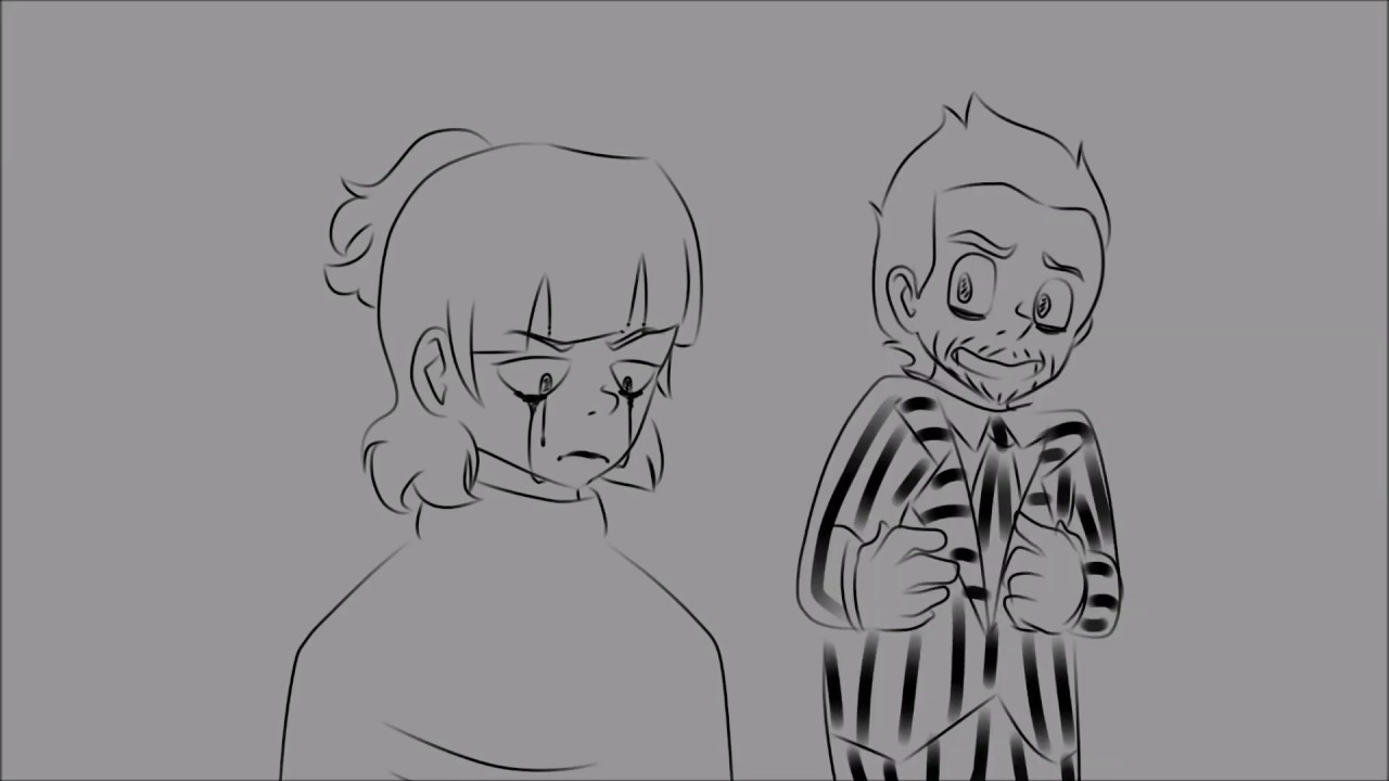 Don't Jump Lydia [BEETLEJUICE ANIMATIC]
