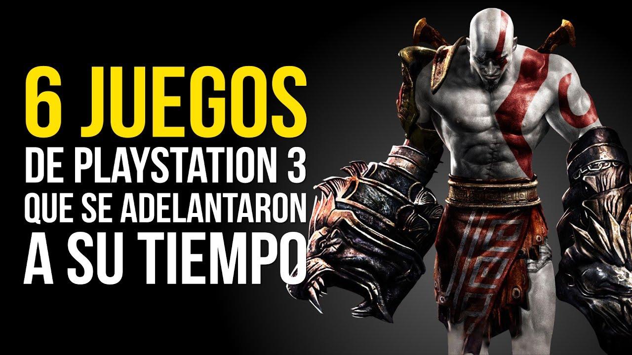 6 Juegos De Playstation 3 Que Se Adelantaron A Su Tiempo Youtube