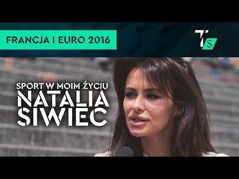 Natalia Siwiec o roli sportu w swoim życiu