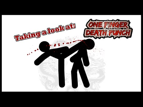 One Finger Death Punch - MOST EPIC GAME EVER!!!  