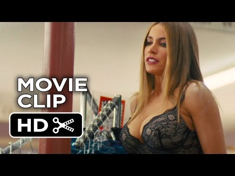 Hot Pursuit Movie   That's A Diaper 2015  Sofia Vergara, Reese Witherspoon Comedy HD