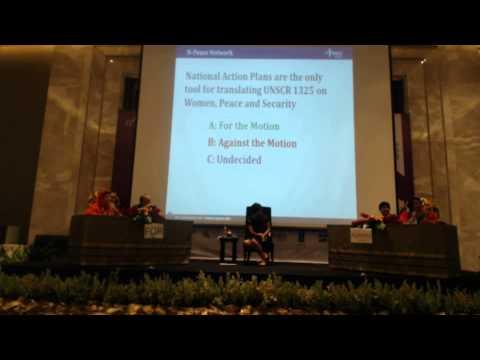 UNSCR1325 Debate