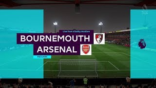 Bournemouth vs Arsenal | Premier League | Round 23 | 14 January 2018 | FIFA 2018