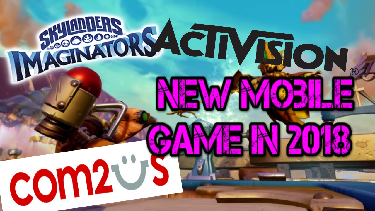 Uncategorized Skylandersgame mobile skylanders game in 2018 developer confirmed youtube confirmed