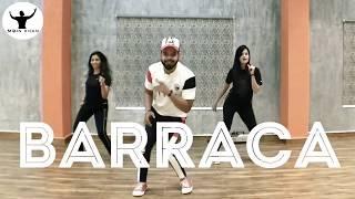 BARRACA - Garmiani & MC Pikachu | MOIN KHAN | ASMA KHAN , ANJUSH , FITNESS WORKOUT CHOREO