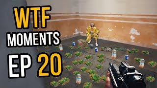 PUBG: WTF Moments Ep. 20
