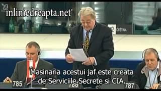 Vadim in Parlamentul European: Securitatea si CIA vor frauda alegerile